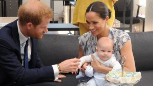 Meghan Markle is 'too well known to do normal things' with baby Archie