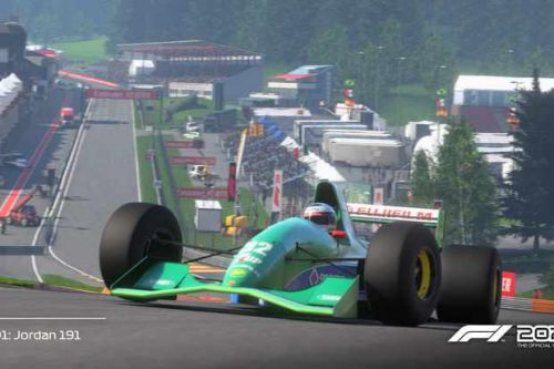 F1 2020 Deluxe Schumacher Edition launches on PS4, XBox One and PC