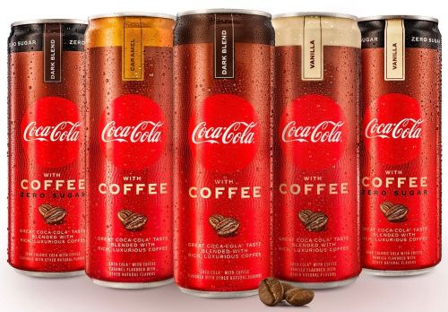 Coca-Cola with Coffee is being rolled out nationwide. If you live in Coffee County, Georgia, you can even get it delivered by drone