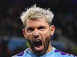 Manchester City striker Sergio Aguero 'wanted by David Beckham's Inter Miami'