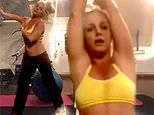 Britney Spears credits stress for 'five pound weight loss' while seeking mental health treatment