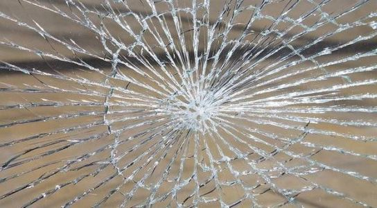 Vulnerable children left 'badly shaken' after bus window smashed
