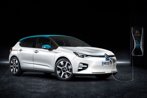 Citroen C4 to return with electric power