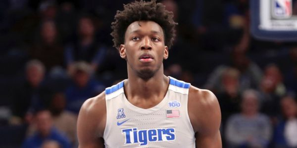 Memphis is withholding top prospect James Wiseman from playing in a pivot from its original defiant, anti-NCAA stance