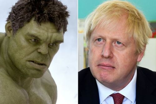 Mark Ruffalo says Boris Johnson forgets The Hulk 'only fights for the good'