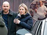 Corrie couple Sally Carman and Joe Duttine show off their new home together