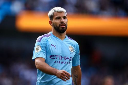 BREAKING Sergio Aguero involved in car crash before Man City training