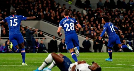 Fan points out Chelsea defender's amazing stats this season