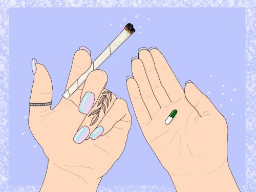 People tell us why they smoke weed for chronic illness and how it helps