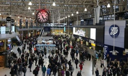 Brits brace for travel chaos as limited trains and engineering works cause Christmas hell