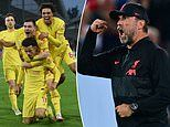 Liverpool show they're packing a punch but must tighten up their defence