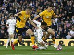 Leeds 1-1- Wolves: Rodrigo scores last minute penalty to claim a point