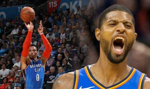 OKC Thunder coach makes surprising Paul George and Russell Westbrook claim after Jazz win