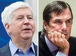 Ex-Michigan health director and former Gov. Rick Snyder is charged over Flint water crisis