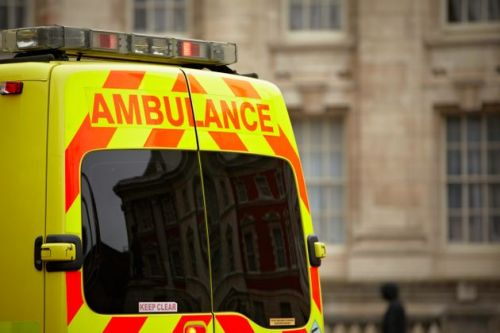 Two Paramedics Treated For 'Serious Injuries' After Being Stabbed In Wolverhampton