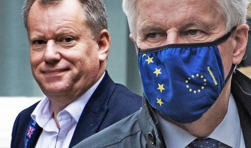 'EU repeatedly shown contempt for UK!' Frost told to axe Brexit deal & defend sovereignty