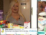 Mother-of-two slammed for stockpiling enough shopping to last until JANUARY