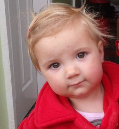 Mum's desperate plea for thieves to return hair from daughter who died aged two