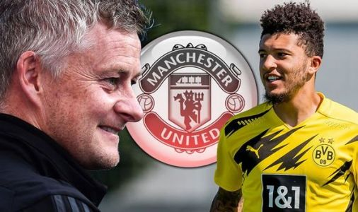 Man Utd transfer breakthrough as Jadon Sancho agrees personal terms for Old Trafford move