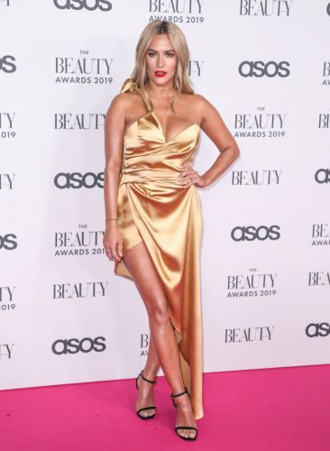 Caroline Flack charged with assault after alleged late night bust-up at London home