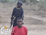 Young boy executes Nigerian Christian prisoner in horrifying ISIS video