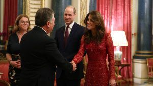 Kate Middleton's dress was the talk of the town