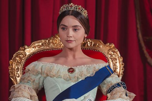 When is Victoria back on TV?