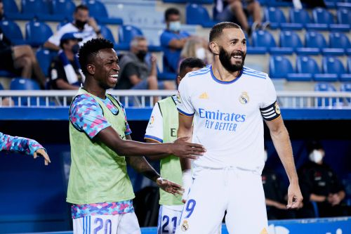 No chance of Vinicius Junior leaving Real Madrid anytime soon according to Fabrizio Romano