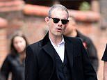 Coronation Street SPOILER:Nick Tilsley's family arrive at court to hear the verdict in his trial