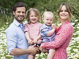 BREAKING: Prince Carl Philip and Princess Sofia of Sweden test positive for Covid-19