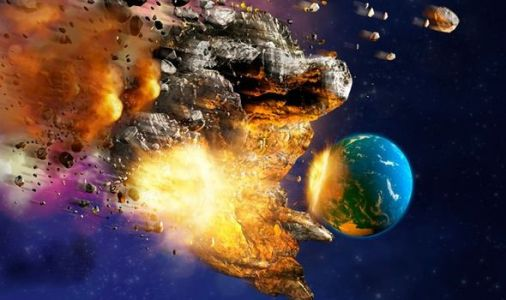 Asteroid warning: 'No question' rock will strike Earth 'extinguishing life' claim revealed