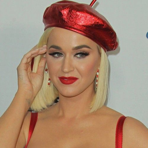 Katy Perry says Kanye presidency could be 'a little wild'