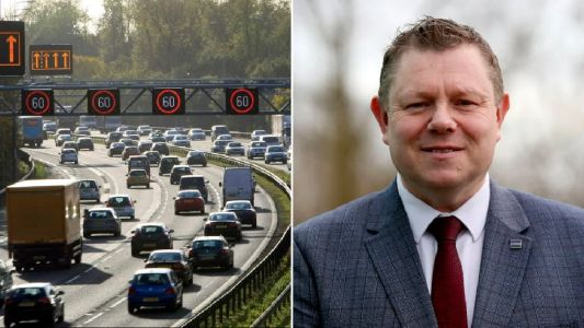 Smart motorways are 'death traps' and should be stopped, top cop says