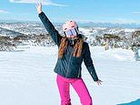 NSW Perisher Victoria Hotham snowfall weather overnight for ski snowboarding season