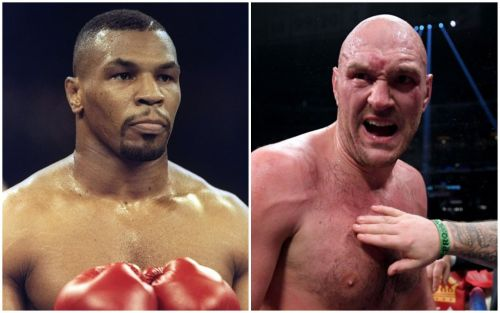 Tyson Fury claims he has offer on the table to fight Mike Tyson