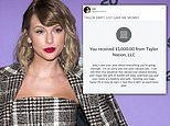 Taylor Swift donates money to fans affected by COVID-19 and discusses pandemic on SiriusXM DJ set