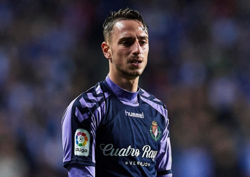 Arsenal eyeing £10m deal for Valladolid ace Fernando Calero as Rob Holding replacement who is out for season