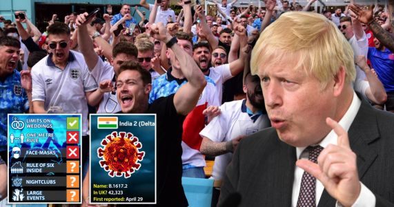 Boris to urge public to accept four-week delay to freedom