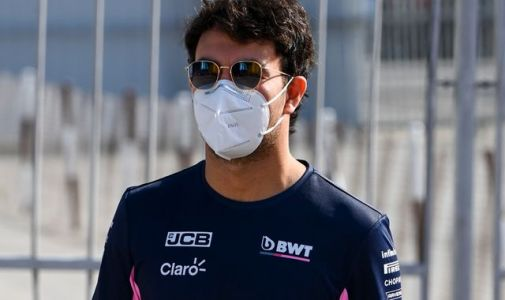 Sergio Perez back for Racing Point at Spanish GP after negative COVID-19 test