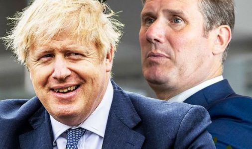 Keir Starmer failing? Labour stuck behind Tories for a YEAR as Boris given huge boost
