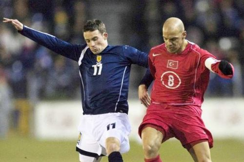 Michael McIndoe on nearly signing for Celtic, rediscovering love for football and Premiership dreams
