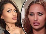 Instagram model Tori Hunter looks unrecognisable in real life on ACA