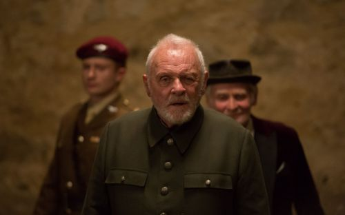 Sir Anthony Hopkins: 'Am I a grandfather? I don't know and I don't care one way or the other'