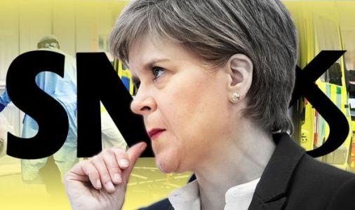 'National scandal!' Nicola Sturgeon ordered to come clean over Scotland COVID-19 outbreak