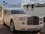 Wealthy New Yorkers are hiring limo drivers to pick up their MAIL and bring it to the Hamptons