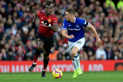 Everton v Man Utd: How to watch Premier League on TV and live stream