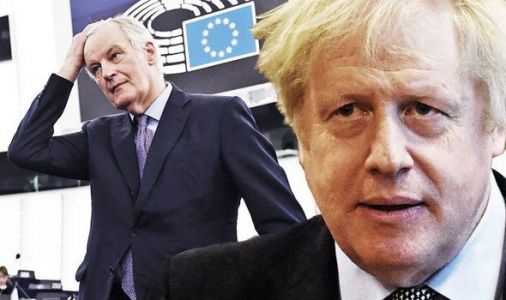 Boris Johnson reveals his non-negotiable RED LINE in major Brexit warning to EU