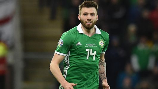 I don't think many Northern Ireland players would be in a football version of the Lions