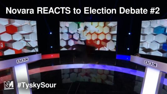 Novara REACTS to Election Debate 2