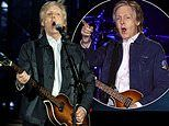 Sir Paul McCartney admits he has to use a teleprompter so he doesn't FORGET lyrics